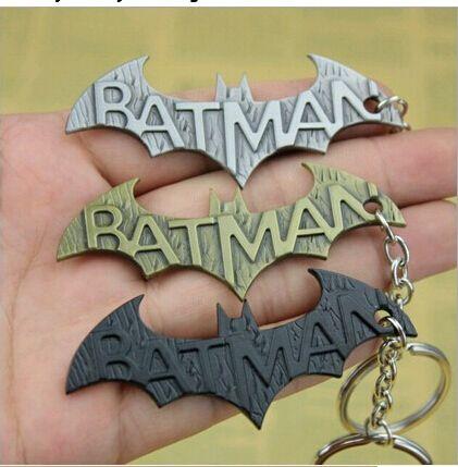Batman Key Ring - free shipping worldwide