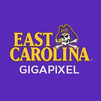 Check out this multi billion pixel interactive image of the ECU Pirates