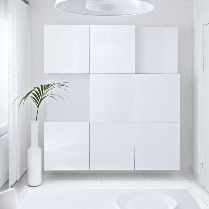 album 14 pour les amoureux de la gamme besta ikea besta pinterest maisons sur mesure. Black Bedroom Furniture Sets. Home Design Ideas