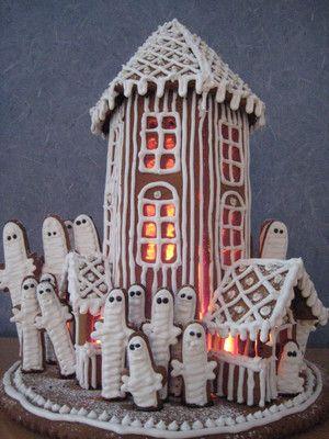 muumitalo piparkakkutalo hattivatti moomin gingerbread house