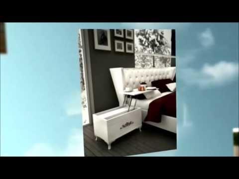 En şık avangarde yatak odası mobilya modelleri mobilyam.com.tr'de...