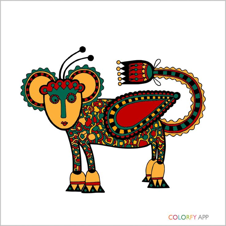 Oriental by @acarney0300 ! Colorfy your world!!! http://colorfy.net/app #colorfy #colorfyapp #getinspired