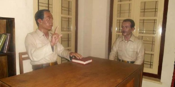 Mengenal dr Roebiono, Perancang Pertama Sistem Persandian Indonesia