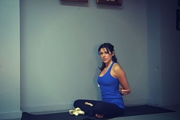 Yoga helps all kinds of ailments- including things like joint pain and immobility.