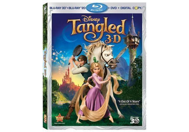 Disney Movie Rewards: Tangled (3D Blu-ray  Blu-ray  DVD) for 1325 Points for FREE 1325 Pts (disneymovierewards.com)