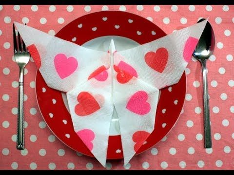 EN: Origami Napkin Folding - Butterfly TR: Origami Peçete katlama - Kelebek JP: ナプキン折り - バタフライ We are introducing you a new model to bring spring breeze to y...