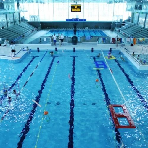 Montpellier : Fermeture technique de la piscine Olympique d'Antigone du 13 au 28 avril
