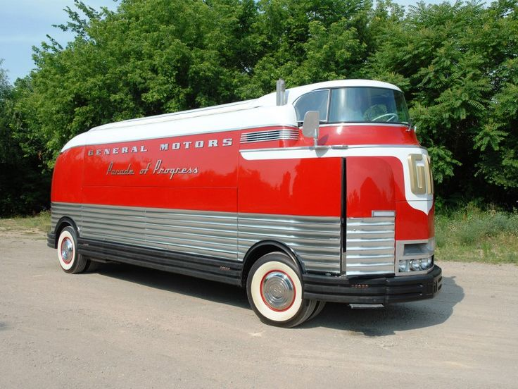 Gm Futurliner 1940 only a couple exist.  1 was sold at auction a few years back for well into 6 figures, and another was used in the movie Mystery Men