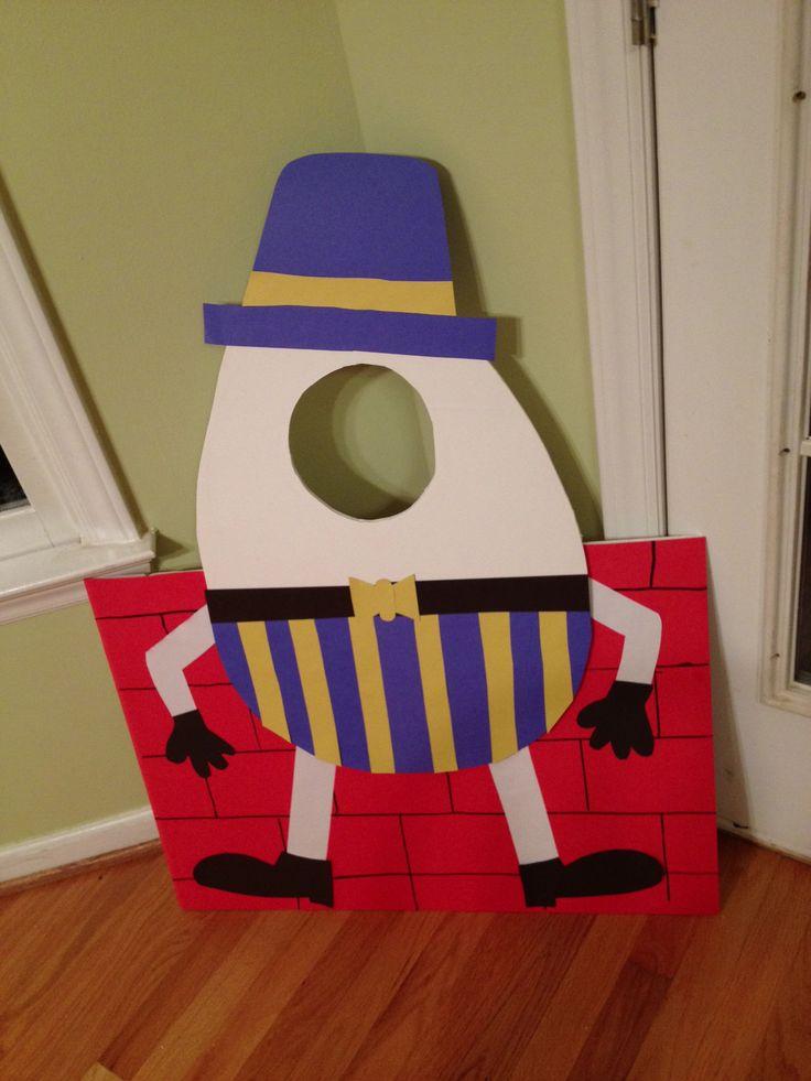 humpty dumpty craft - Google Search