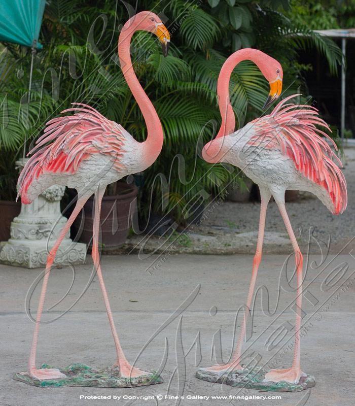 39 best images about concrete flamingos on pinterest