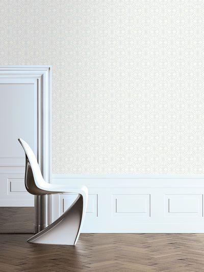 Mini Pattern White
