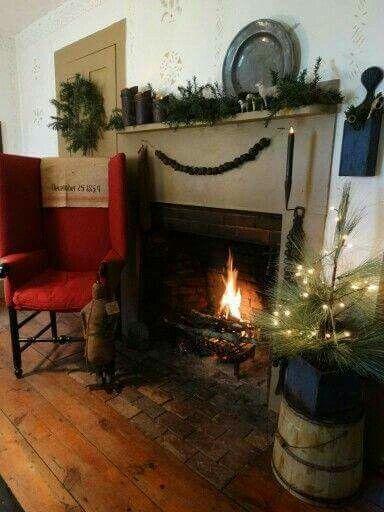 3704 best Christmas images on Pinterest Rustic christmas - primitive christmas decorations