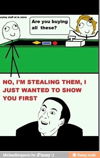 Lol so true. No duh, im buying them! Lol