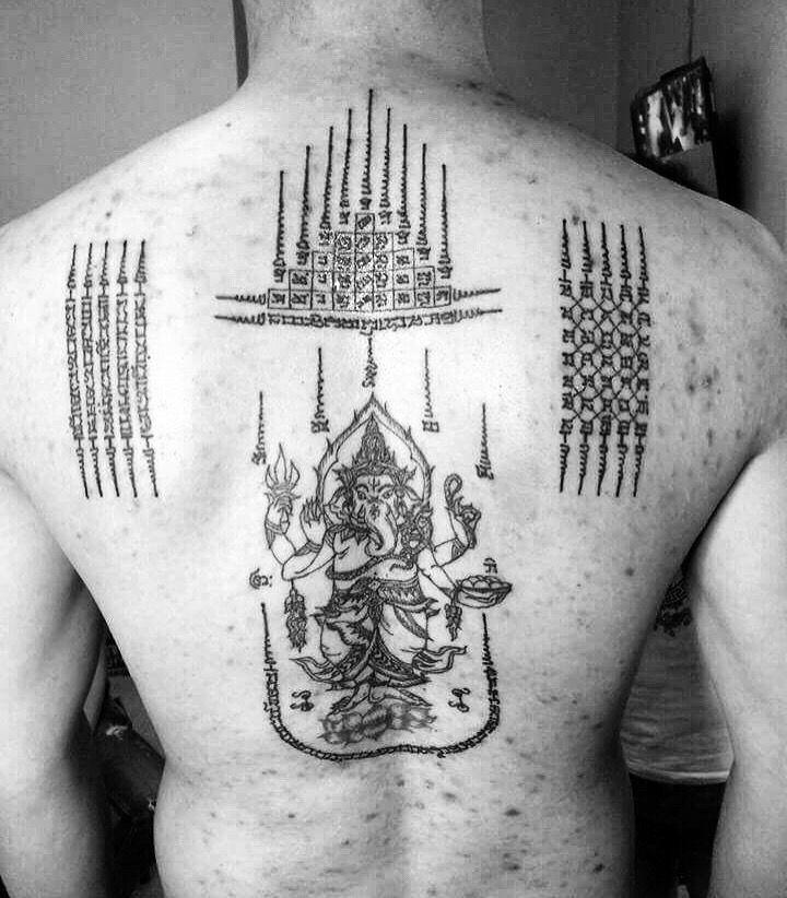 25 b sta id erna om thai tattoo p pinterest khmer tattoo for Sak yant tattoo rules