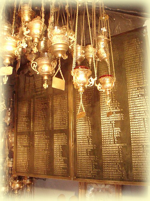 All the names of the males killed in kalavrita by the Germans