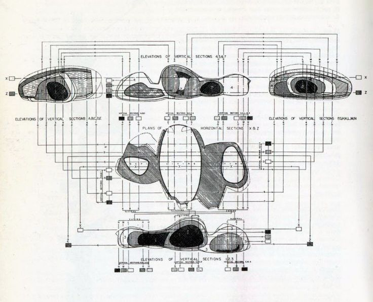 Gallery - AD Classics: Endless House / Friedrick Kiesler - 2
