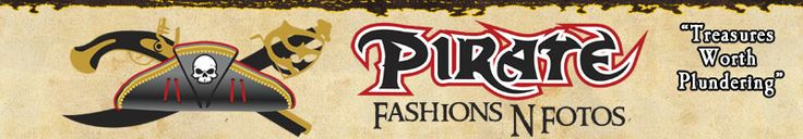Pirate Fashions - costumes, accessories, how to tie scarves, etc.