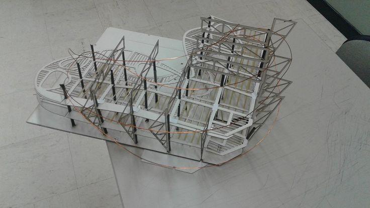estructura ampliación de la alcaldía