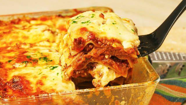 寒い冬に自宅で定番イタリアン!「ラザニア」のおいしい作り方 - macaroni