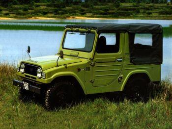 Daihatsu Wildcat (F50LV) '1977–83
