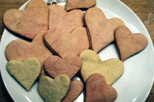 Familiemat - Deilige Valentine Vaniljekjeks | Idebank for småbarnsforeldreIdebank for småbarnsforeldre