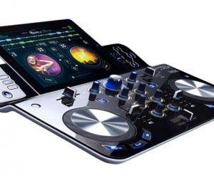 Hercules DJControlWave Controller Transforms iPads into DJ Rigs