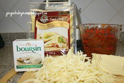 GingerBabyMama: Ravioli Lasagne Recipe