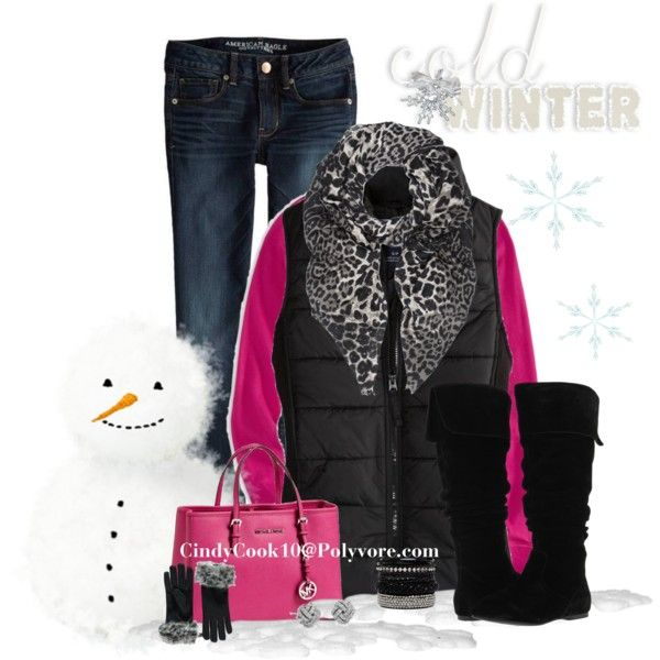 """""""Snow Day"""" by cindycook10 on Polyvore"""