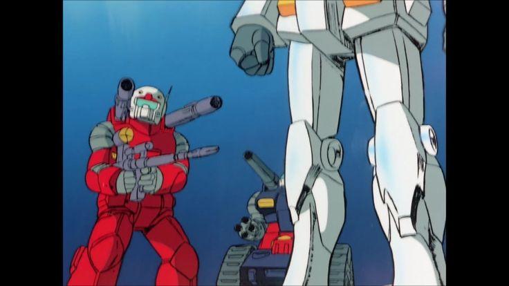 機動戦士ガンダム OP&ED on Vimeo