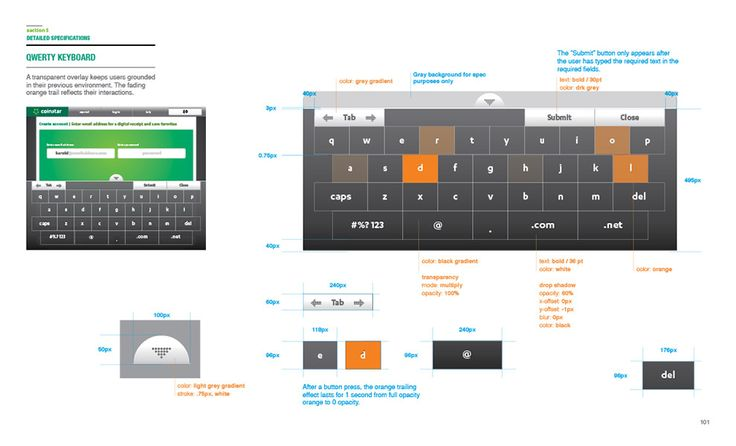 Coinstar Kiosk UI Style Guide