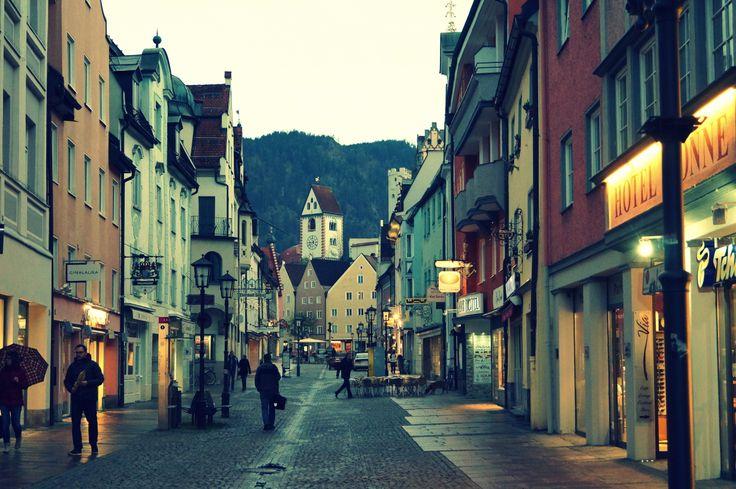 Füssen, #Germany