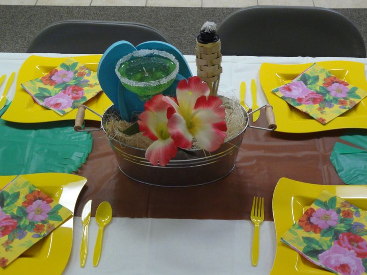 482 Best Tropical Wedding Ideas Images On Pinterest: 53 Best Luau Ideas Images On Pinterest