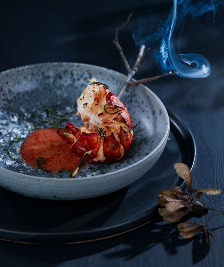 Lobster and Rosemary #inkognito_as