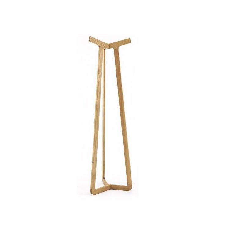Ash wood floor coat rack hanging seat Scandinavian minimalist modern style designer new eco friendly furniture-in Luggage Racks from Furniture on Aliexpress.com | Alibaba Group