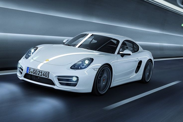 New 2014 Porsche Cayman 981