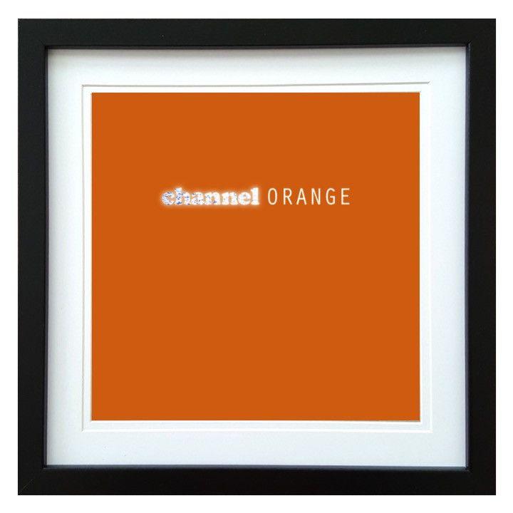 Frank Ocean | Channel Orange Album | ArtRockStore