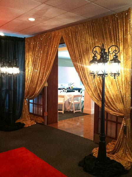 Great Gatsby themed Prom!