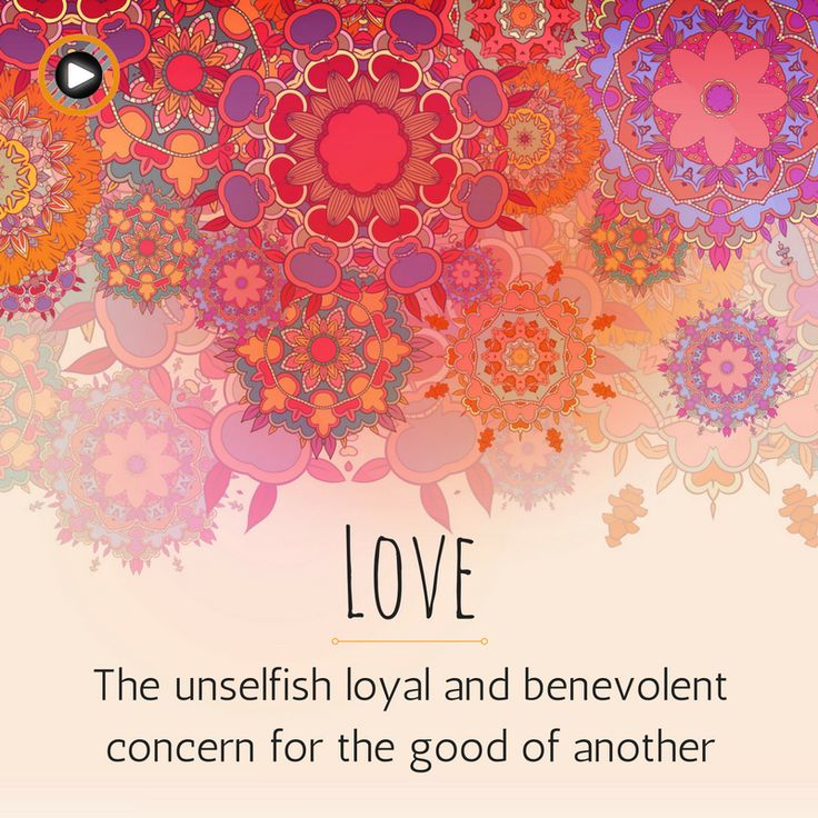 Do you really know what love means? What is the deepest meaning of love? #love #definition #learning