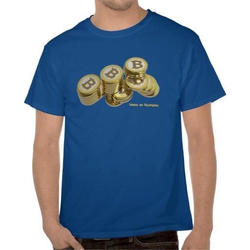 Camiseta Bitcoin - M5 Más artículos relacionados con el BITCOIN: http://www.zazzle.es/lamareanaranja/regalos?cg=196938480424491766