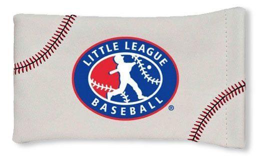 Little League Baseball Sunglass Pouch
