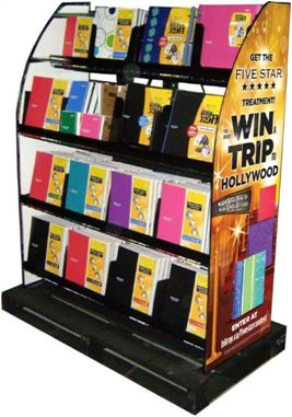 Acco Brands Five Star Treatment Contest Display 2.0