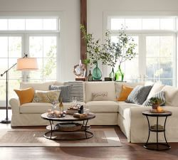 Sectional Sofas, Sectionals & Sectional Couches | Pottery Barn