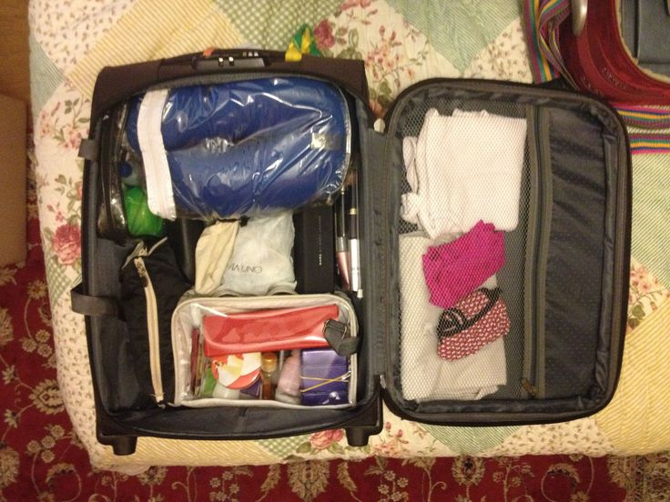Como fazer as malas. Dicas práticas de como arrumar as malas de viagem e manter tudo organizado.