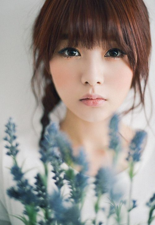 Asian girl portrait pretty