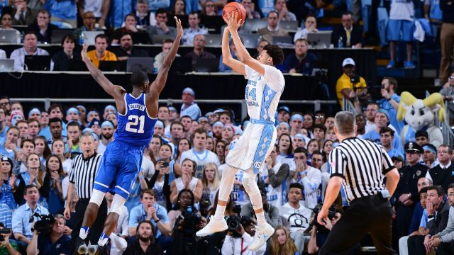 Photo Gallery: UNC Men's Basketball Victorious Over Duke 90-83 - University of North Carolina Tar Heels Official Athletic Site