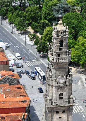 "Photo: Torre dos Clérigos Tower © European Consumers Choice | Visit Porto Travel Guide - via European Consumers Choice, August 2012 | Porto is exceptional. In more ways than one. Elected Best European Destination 2012 by the european citizens, Porto, the ""Cidade Invicta"" (unvanquished city) is history, is architecture, culture, gastronomy, trade, encounters and discoveries... #Portugal"