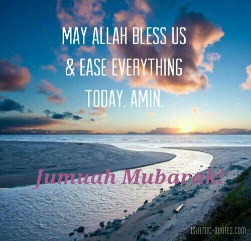 Jumuah Mubarak!