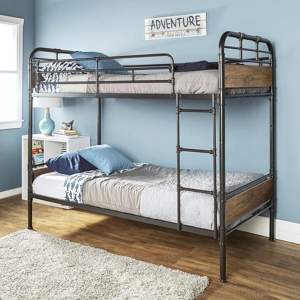 Pin On Kid Twin Bedroom Ideas