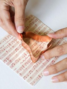 How to make cookie-cutter #Christmas ornaments>> http://www.hgtv.com/handmade/how-to-make-cookie-cutter-christmas-ornaments/index.html?soc=pinterest