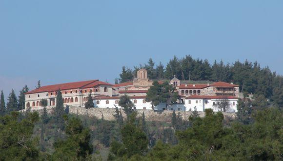 ΙΕΡΑ ΜΟΝΗ ΠΑΝΑΓΙΑΣ ΟΛΥΜΠΙΩΤΙΣΣΑΣ ΕΛΑΣΣΟΝΑΣ   Μοναστήρια της Ελλάδος